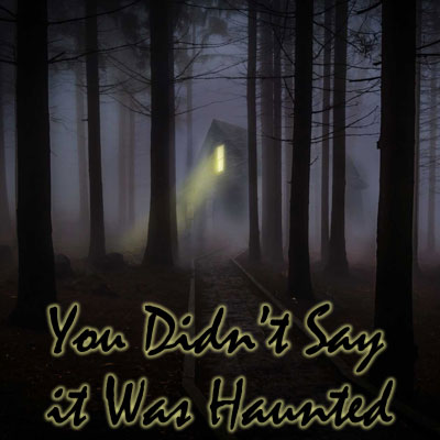 You Didn't Say it was Haunted